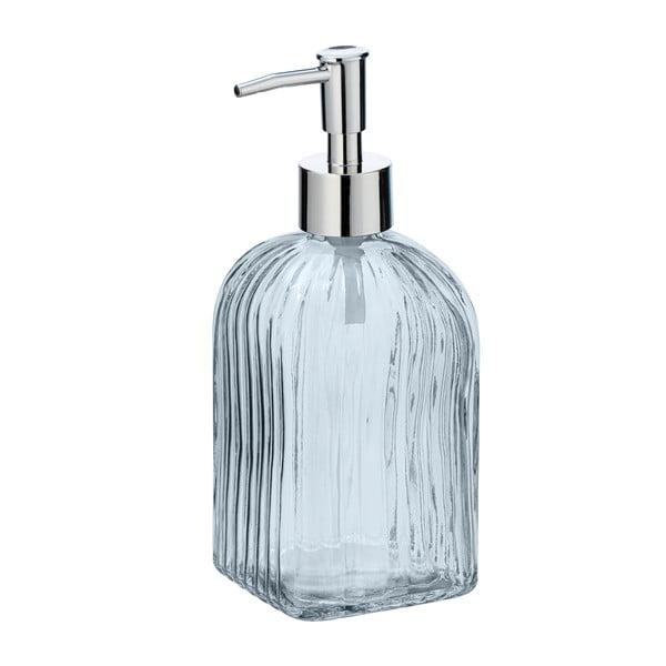Dozator sticlă pentru săpun Wenko Vetro, 520ml