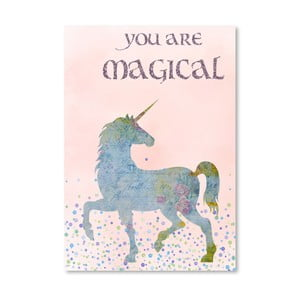 Poster Americanflat  Magical, 30 x 42 cm