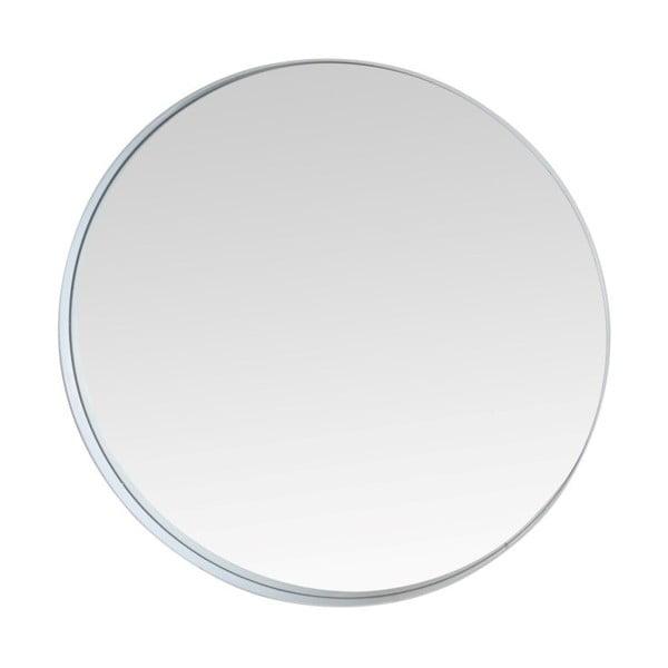 Nástenné zrkadlo v bielom ráme Design Twist Jenin