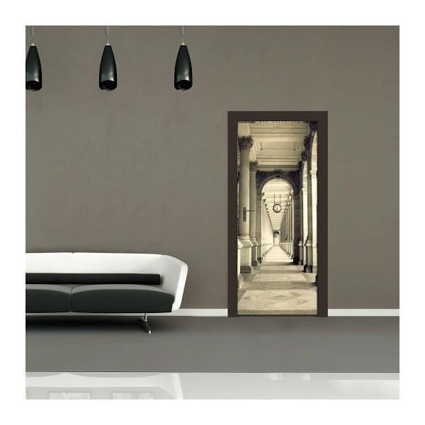 Tapeta na dveře Collonade, 95x210 cm