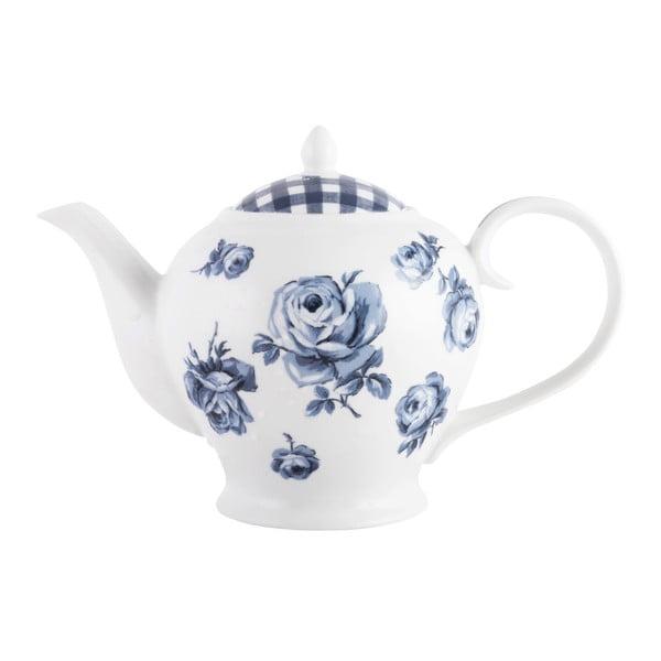 Dzbanek porcelanowy do herbaty Creative Tops Vintage Indigo, 1,2l