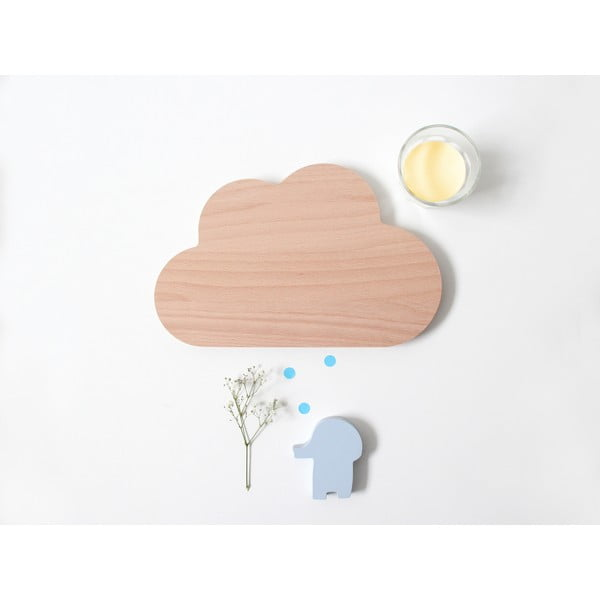 Dřevěné prkénko SNUG.Cloud
