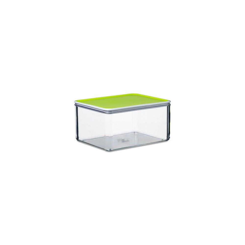 Limetkově zelený box na sýr Rosti Mepal Lime, 2000 ml
