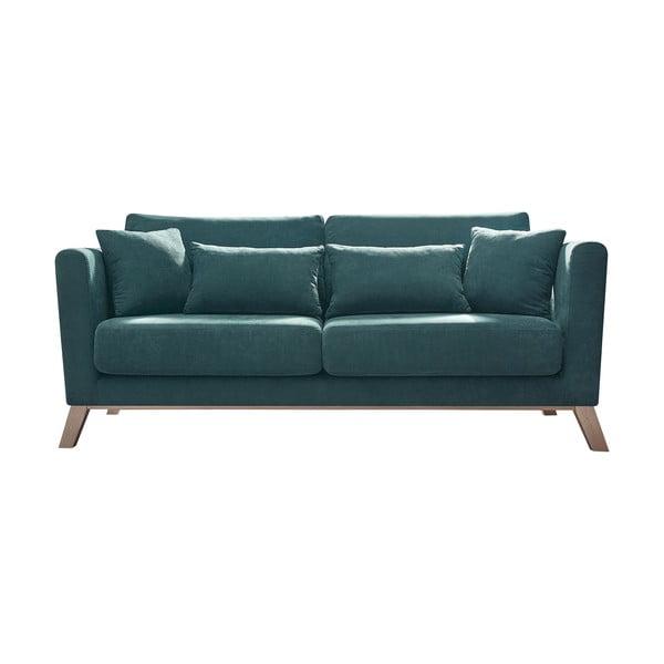 Niebieska sofa Bobochic Paris Doblo