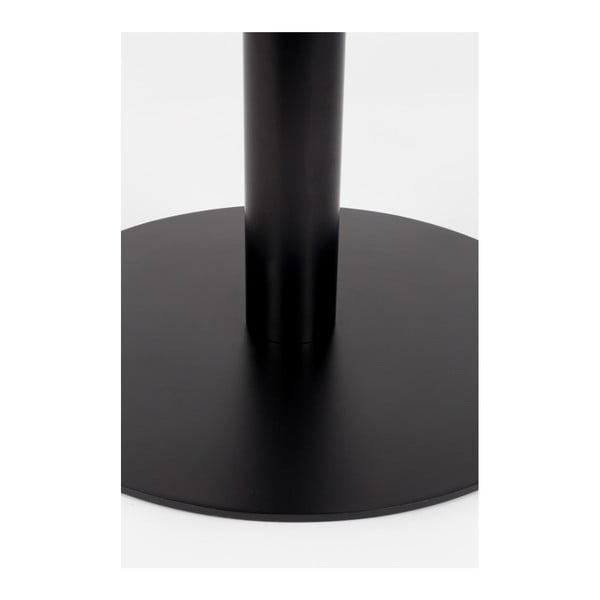 Masă dining cu picoare negre Zuiver King