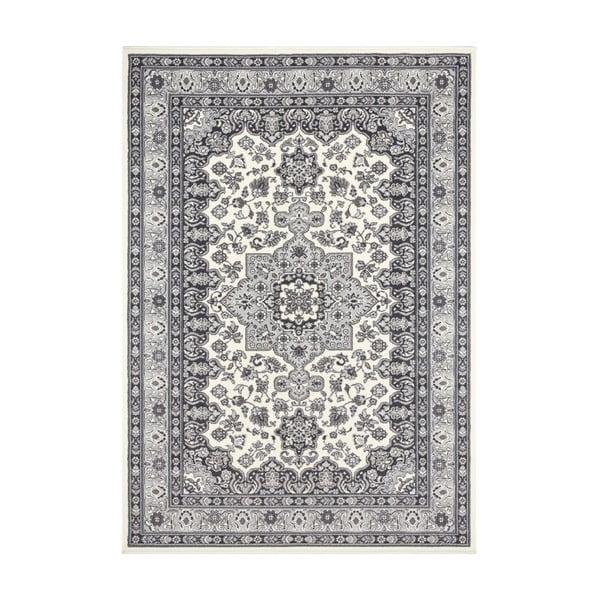 Kremowo-szary dywan Nouristan Parun Tabriz, 80x150 cm