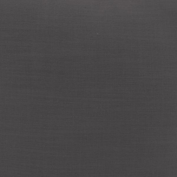 Antracitově šedé křeslo Vivonita Jane