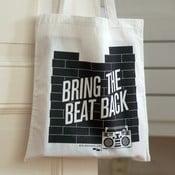 Bavlněná taška Bring The Beat Back