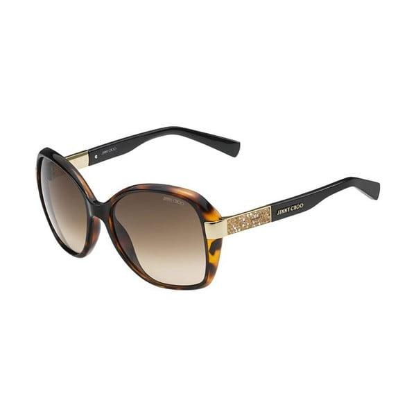 Sluneční brýle Jimmy Choo Alana Black/Brown
