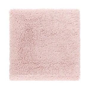 Světle růžová koupelnová předložka Aquanova Mezzo,60x60cm