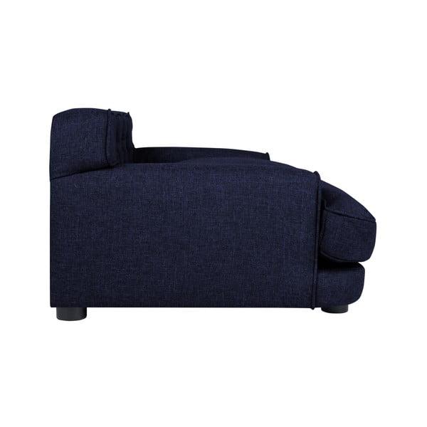 Tmavě modrá pohovka pro psy Marendog Modern Lux