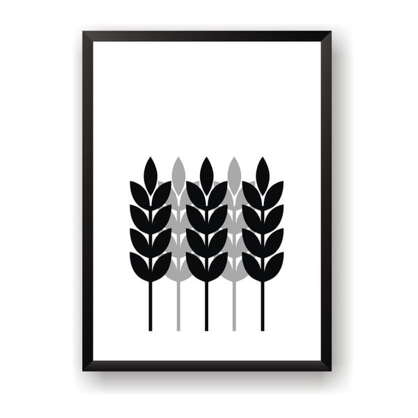 Poster Nord & Co Corn, 30 x 40 cm