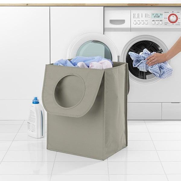 Taška na špinavé prádlo Laundry Bag Grey