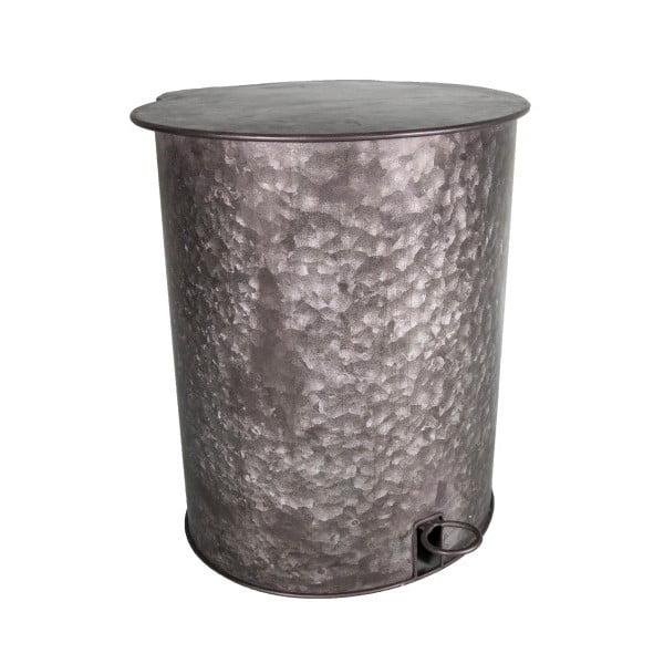 Odpadkový koš Antic Line Poubelle Zinc