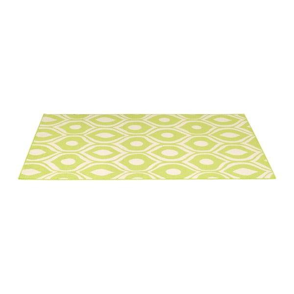 Zelený koberec Dena, 200x290 cm
