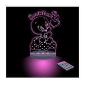 Lampă de veghe cu LED pentru copii Aloka Baby Tweety