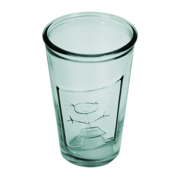 Čirá sklenice z recyklovaného skla Ego Dekor Holka