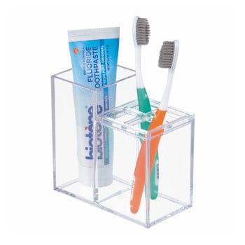 Suport pentru periuțe și pasta de dinți iDesign imagine