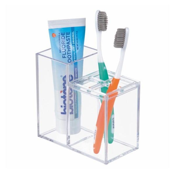 Fürdőszobai fogkefe és fogkrém tároló - iDesign