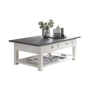 Konferenční stolek Skagen, 140x53x80 cm