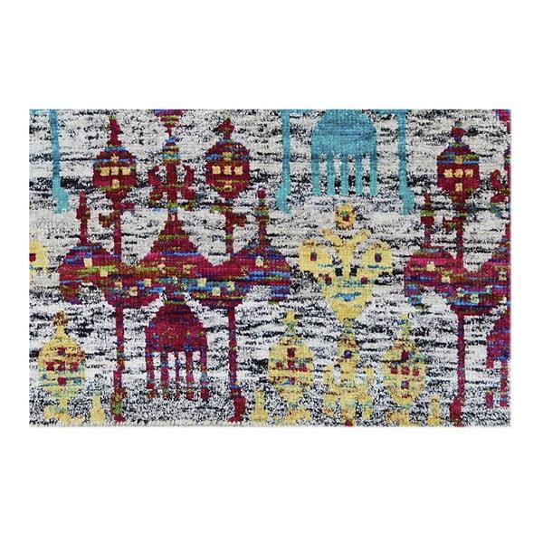 Ručně tkaný koberec Ikar Multi, 120x180cm