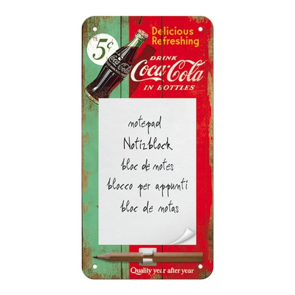 Poznámkový blok Drink Coca Cola