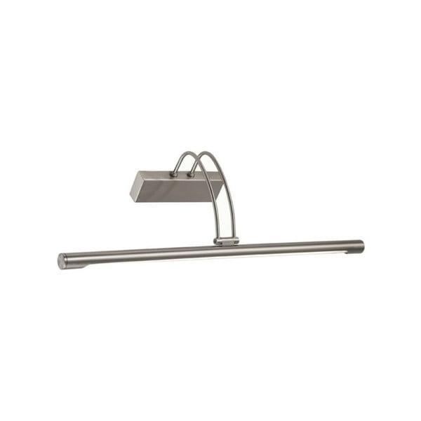 Nástěnné svítidlo Eflin Silver, 62 cm