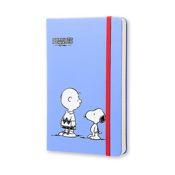 Denní diář Moleskine Peanuts, 13x21 cm