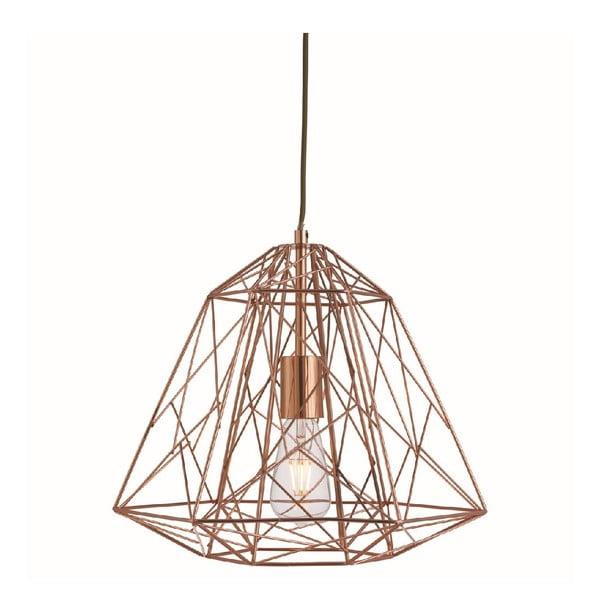 Stropní světlo Geometric Copper