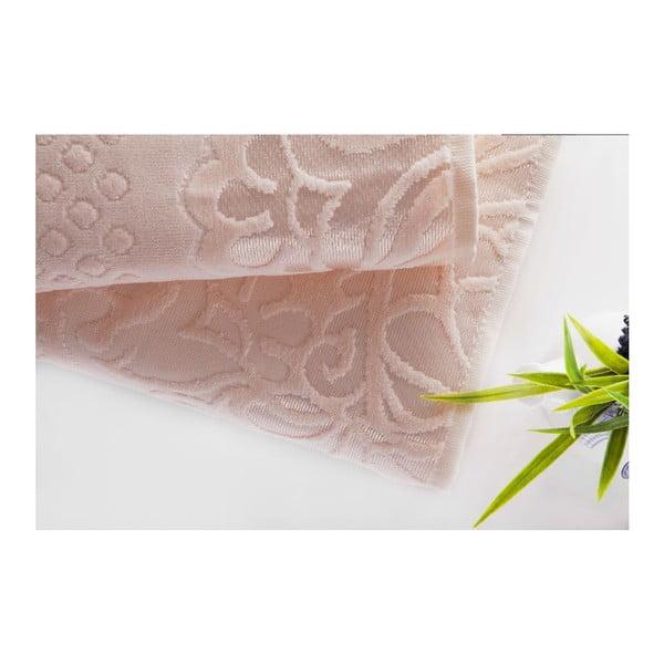 Sada 2ks ručníků Kumsal Light Powder, 50x90 cm a 70x140 cm