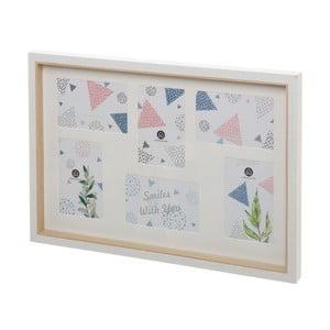 Závěsný dekorativní rám na fotografie Unimasa, 41 x 24 cm