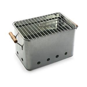 Ocelový přenosný gril Versa