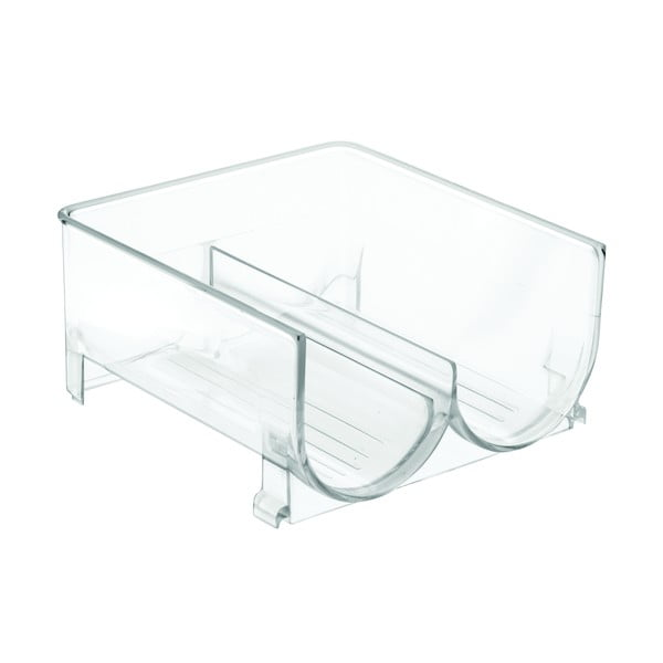 Cutie depozitare pentru 2 sticle iDesign, 20x20cm