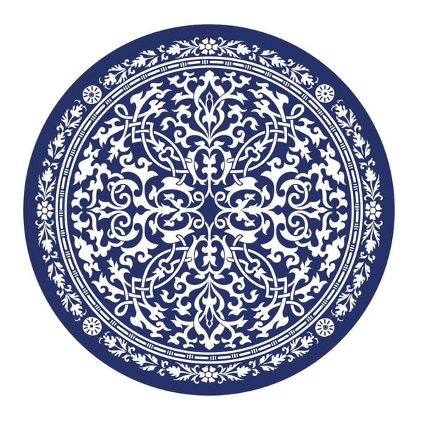 Samolepky Mandala Blue
