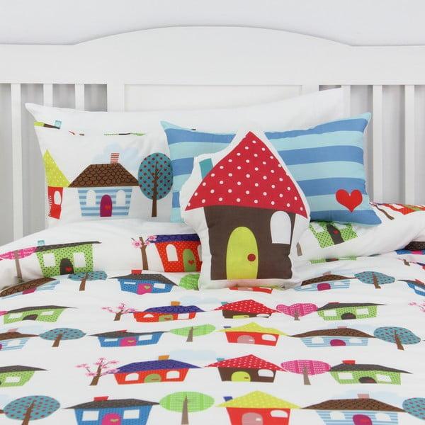 Povlak na peřinu a polštář Happy Homes 140x200 cm