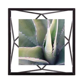 Ramă foto Umbra Prisma, 10 x 10 cm, negru imagine