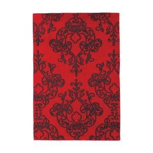 Covor Asiatic Carpets Harlequin Oldschool, 150 x 90 cm, roșu