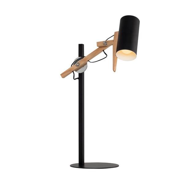 Stolní lampa Matias, černá