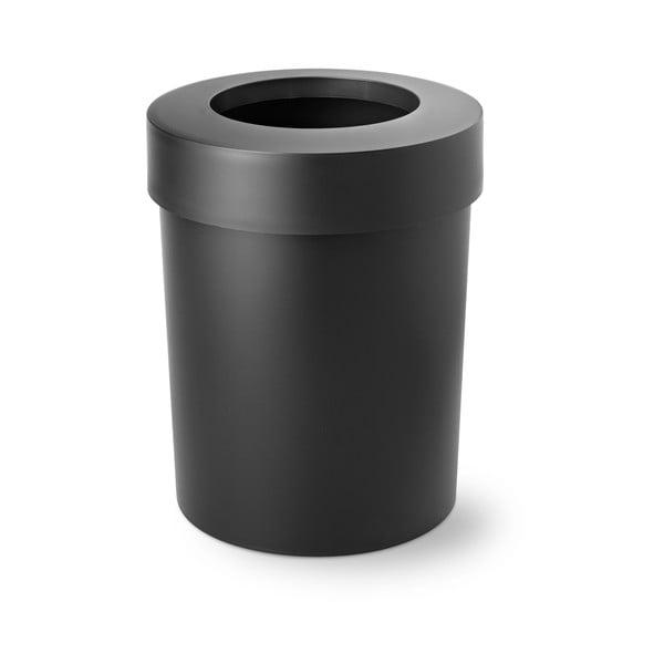 Odpadkový koš Cap, 20 l, černý