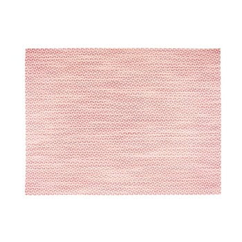 Suport pentru farfurie Tiseco Home Studio Melange Triangle, 30x45cm, roșu deschis de la Tiseco Home Studio