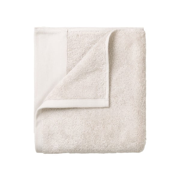 Sada 4 bílých ručníků Blomus. 30x30cm