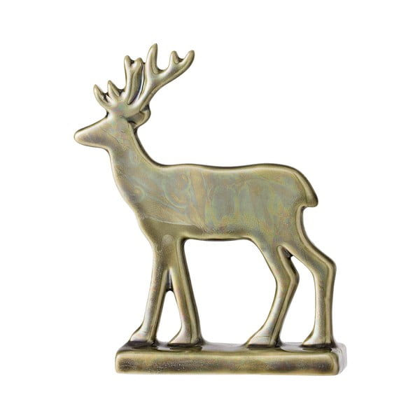 Kamionkowa figurka renifera Bloomingville Reindeer