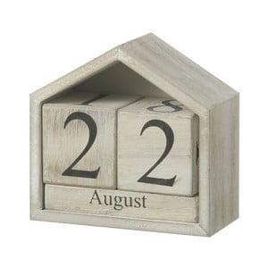 Stolní kalendář House Parlane Natural