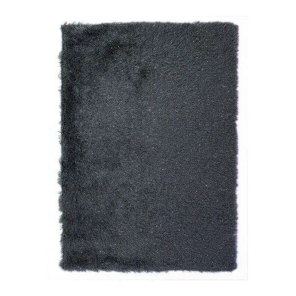 Tmavosivý koberec Flair Rugs Dazzle Charcoal, 120×170 cm