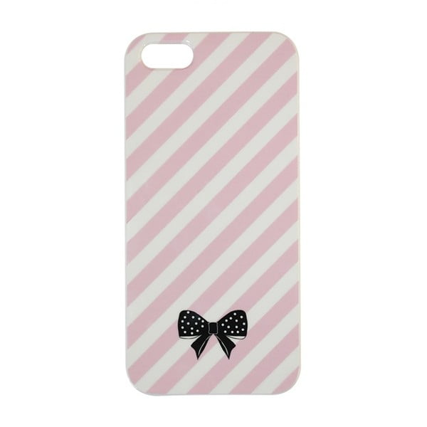 Obal na iPhone 5 Pink Stripe