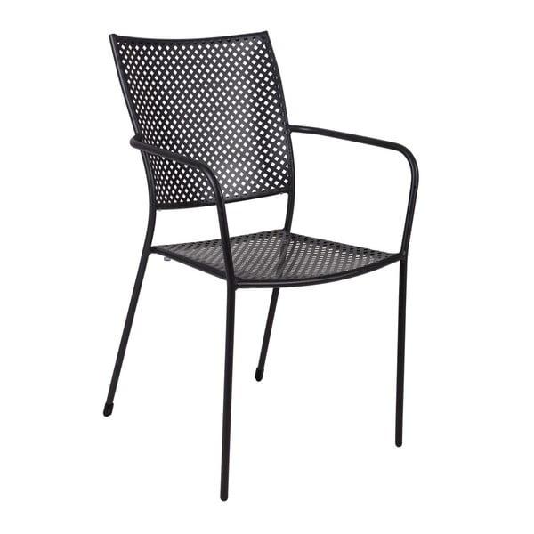 Żelazne krzesło ogrodowe Evergreen House Duro