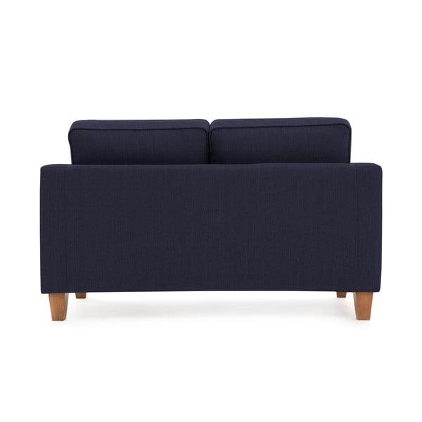 Canapea cu 2 locuri Vivonia Sorio, bleumarin