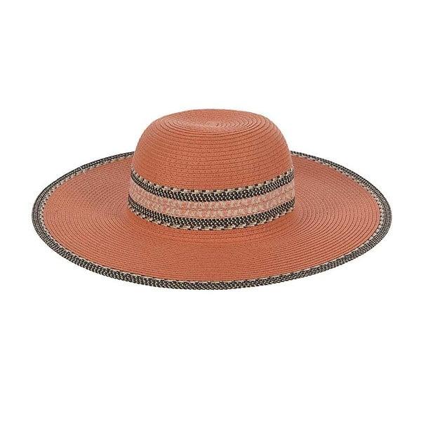 Slaměný klobouk Orange