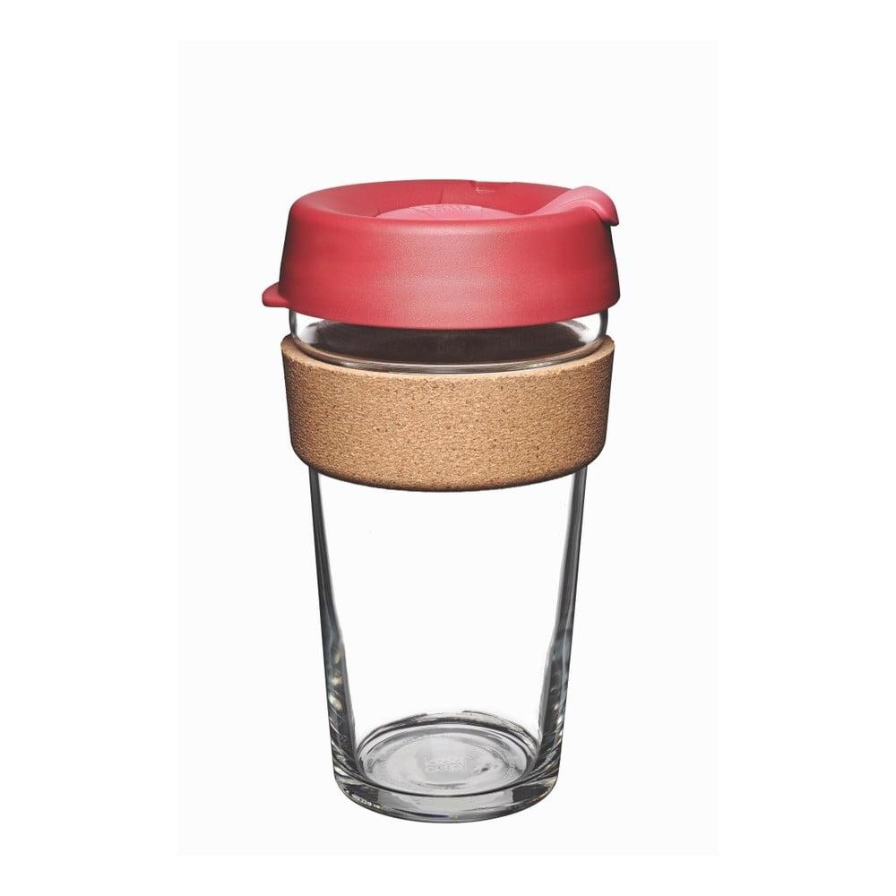 Produktové foto Cestovní hrnek s víčkem KeepCup Brew Cork Edition Thermal, 454 ml