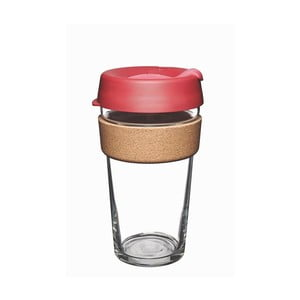 Cestovní hrnek s víčkem KeepCup Brew Cork Edition Thermal, 454 ml